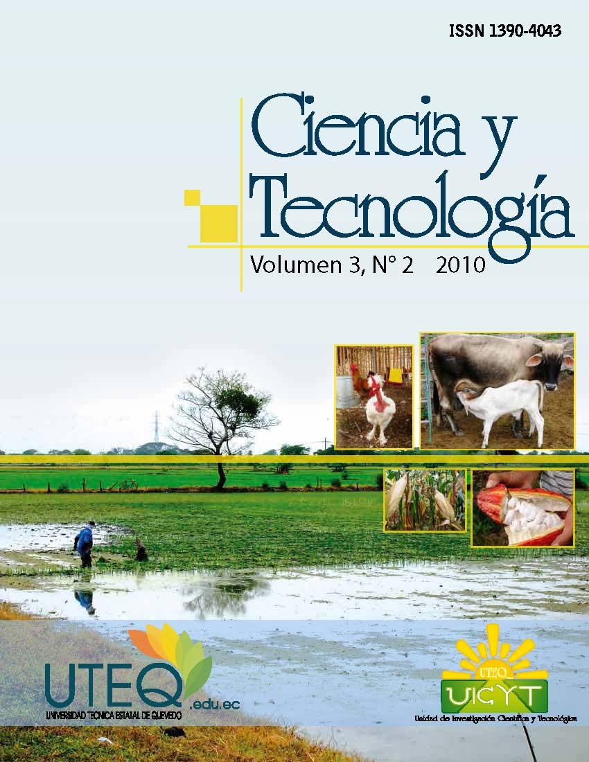 Ver Vol. 3 Núm. 2 (2010): Julio-Diciembre (2010)
