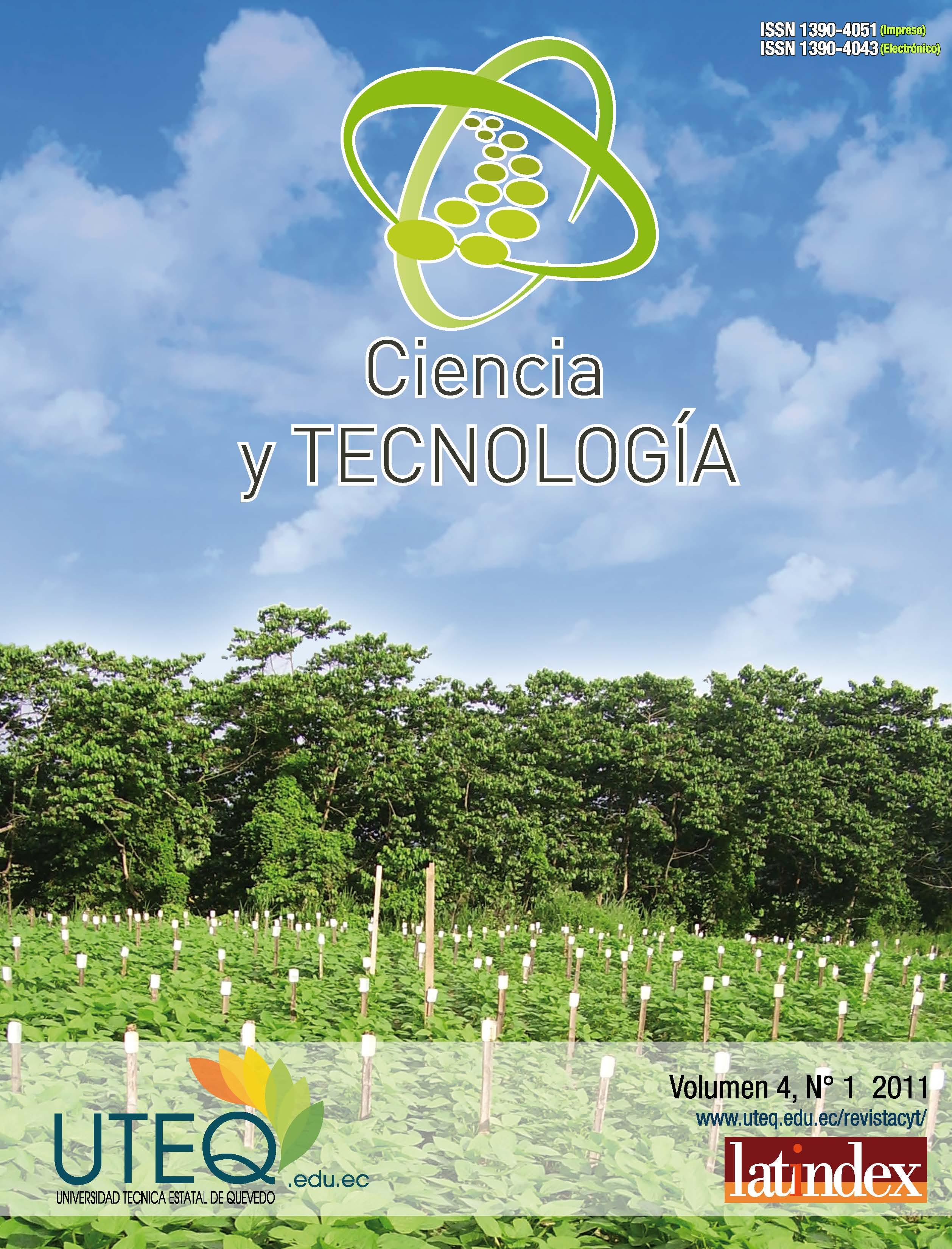 Ver Vol. 4 Núm. 2 (2011): Julio-Diciembre (2011)